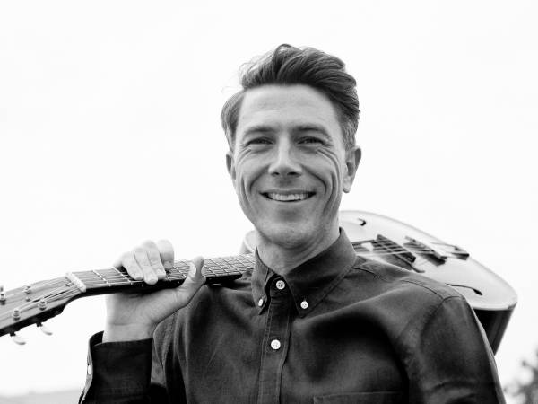 Luke Winslow-King - 17 februari 2017 - Rotown, Rotterdam