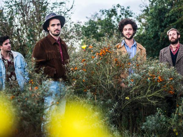 The Dawn Brothers - 23 maart 2017 - Rotown, Rotterdam