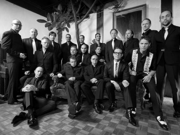 New Cool Collective Big Band - 24 april 2017 - Rotown, Rotterdam